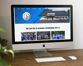 SV Germania Salchendorf Webseite
