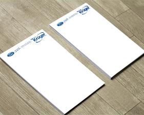 Autohaus Krüger Briefpapier