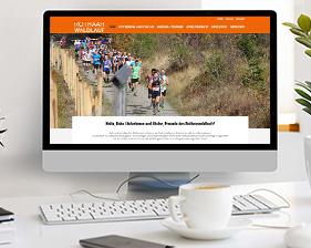 Rothaar Waldlauf Webseite