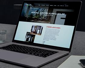 Sven Preis Gebäudetechnik Webseite